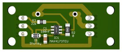 Theremino Current Sensor V1 3D Down.