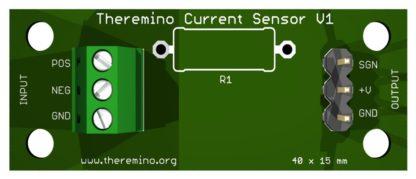 Theremino Current Sensor V1 3D Up.